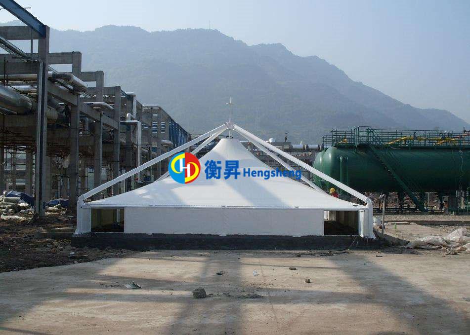 台州污水池加盖